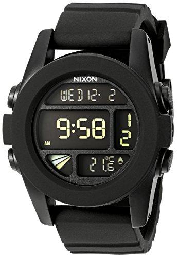 Nixon Unit Watch - Black X One Size: Watches