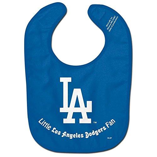 WinCraft MLB Los Angeles Dodgers WCRA0116914 All Pro Baby Bib