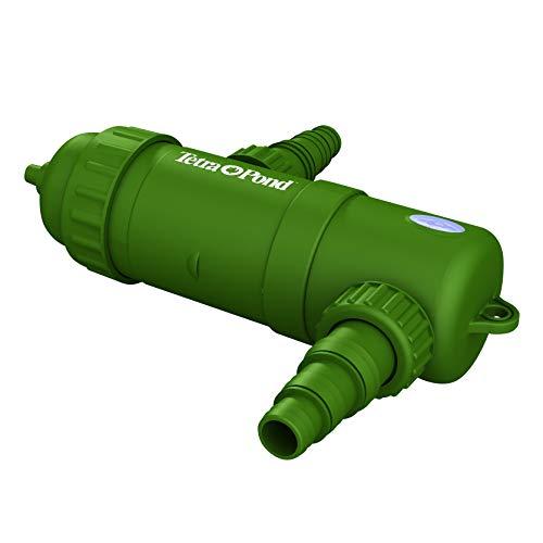 TetraPond UVC-5 GreenFree UV Clarifiers For Up To 660 Gallons, 5-Watt