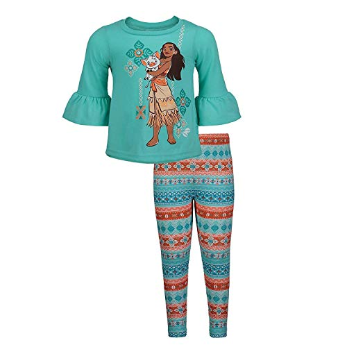 Disney Moana Toddler Girls' 2-Piece…
