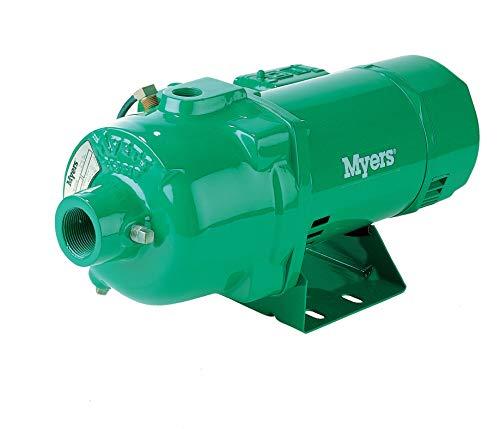 Pentair Myers 1/2 hp 9.5 gpm Cast Iron Shallow Well Jet Pump