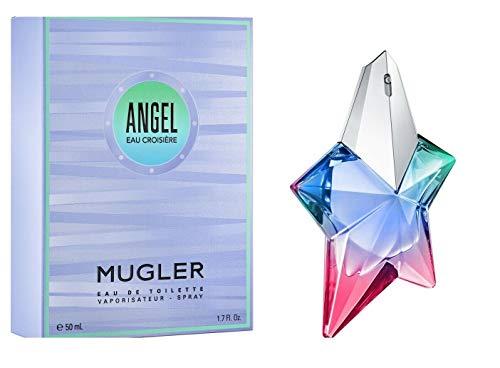 Thierry Mugler 2020 Angel Eau Croisiere Eau De Toilette Spray for Women 1.7 Ounce