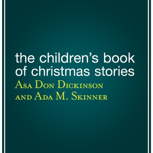 The Children's Book of Christmas Stories cover art