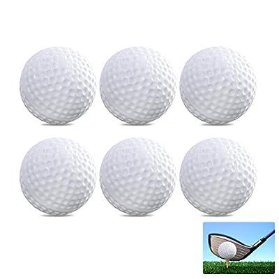 ICEBLUEOR Bola práctica Golf