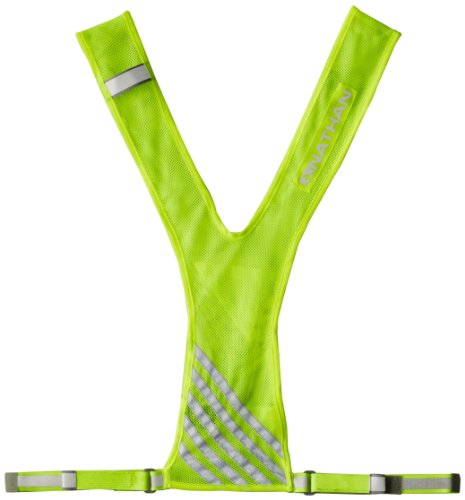 Nathan Sports 2044 Bandolier Mixte Adulte, Safety Yellow