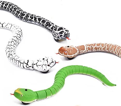 リモコン 蛇 ラジコン おもちゃ ペットおもちゃ プレゼント 贈り物 子供 いたずら 玩具 40cm