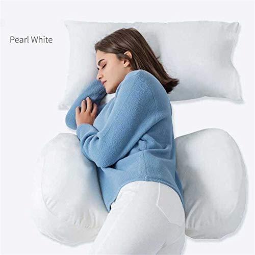Schwangerschaftskissen Zum Schlafen U-f/örmige Body Pillow Seitenschl/äferkissen Pepional Schwangerschaft Kissen