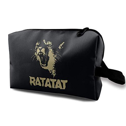 Ratatat Wildcat Multifunktionale Kosmetiktasche Aufbewahrung Reise Make-up Tasche