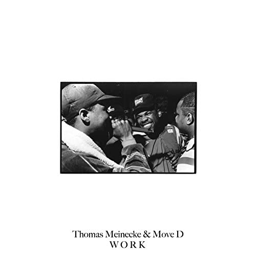 Thomas Meinecke & Move D