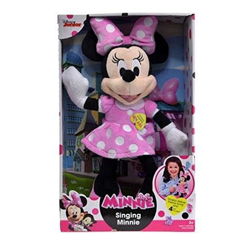 Disney Minnie Happy Helpers 12  Singing Plush Toy
