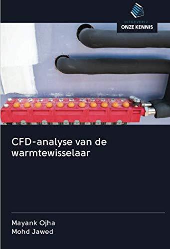 CFD-analyse van de warmtewisselaar