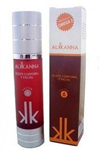 Alkanna Aceite Facial y Corporal 50 ml de Anroch Fharma