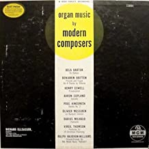 modern organ composers