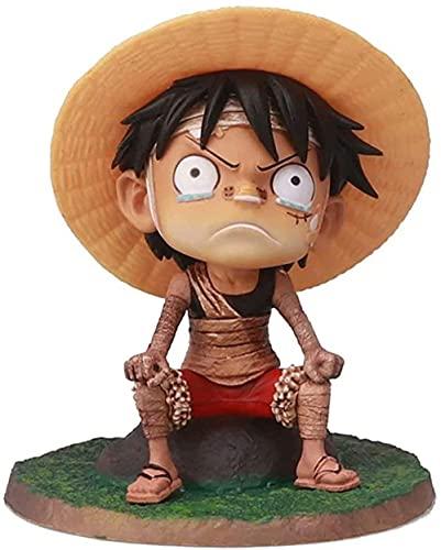 One Piece Action Figure Monkey D Ruffy & Amp Amp Trafalgar Law 20 anniversario Edition One Piece Anime Joy Model Figura figura bambini