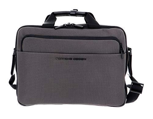 Porsche Design Briefcase BriefBag SHZ RFID with USB Port Roadster 4.1 Poliéster