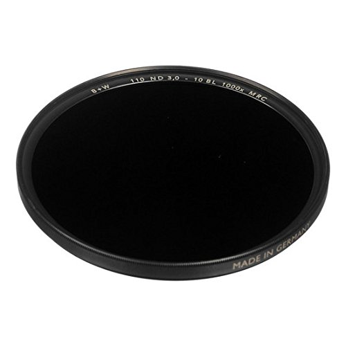 B+W F-Pro Serie 7 - Filtro Gris Neutro 1000x MRC para Objetivos de 50.8 mm, Gris