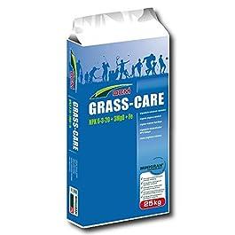 Engrais pour gazon Cuxin DCM Grass-Care – Engrais professionnel – Pour l'automne – 25 kg