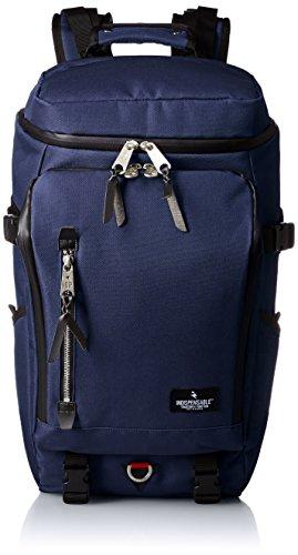 [インディスペンサブル] リュック IDP.Backpack BREAK NVY/49 One Size