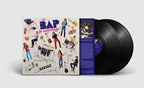 Bap: Für Usszeschnigge! (2LP) [Vinyl LP] (Vinyl)