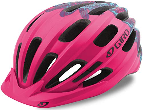 Giro Unisex Jugend Hale Mips Fahrradhelm Youth, matte bright pink, Einheitsgröße