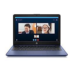 small HP Stream HD 11.6-inch notebook, Intel Celeron N4000, 4 GB RAM, 32 GB eMMC, Windows 10 Home in S…