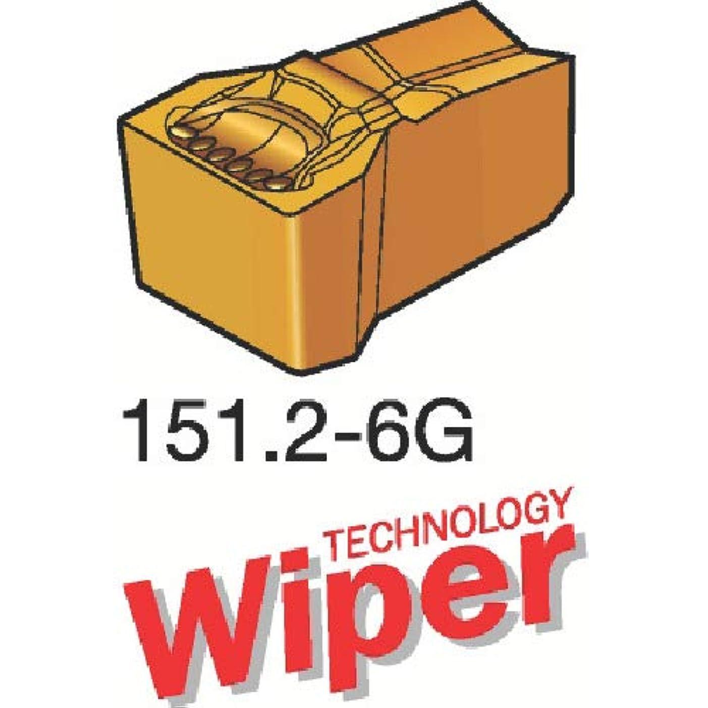 アパル配分解決TRUSCO サンドビック T-Max Q-カット 突切り?溝入れチップ 4225 N151.2A375806G 4225 10個分