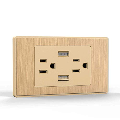XHHWZB Salida de cargador USB de alta velocidad, cargador de pared USB,...