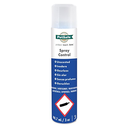 PetSafe Spray Kontrolle Nachfüllpatrone geruchlos 2 x 88,7 ml PAC19-14217