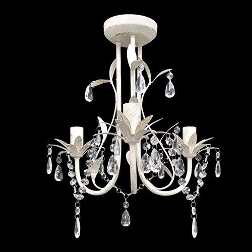 Zora Walter Metal Marco araña lámpara Colgante Cristal Luster lámpara de Pared Blanca lámpara de Techo Fur Vestíbulo, ESS de O wohnzimmemoderr