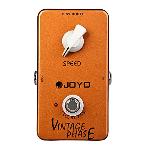 JOYO JF-06 Vintage Pedal Classic Phase Sounds of the 70's