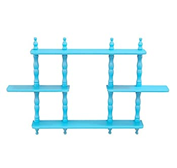 Best colorful wall shelves Reviews