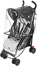 Replacement Parts/Accessories to fit Combi Strollers and Car Seats Products for Babies, Toddlers, and Children (Rain Cover)