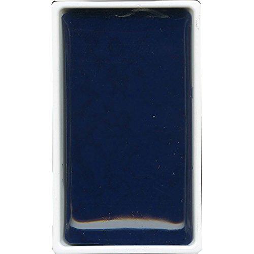 Kuretake: Gansai Tambi japonesa de la acuarela del azul de cobalto, L
