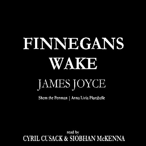 Finnegans Wake audiobook cover art