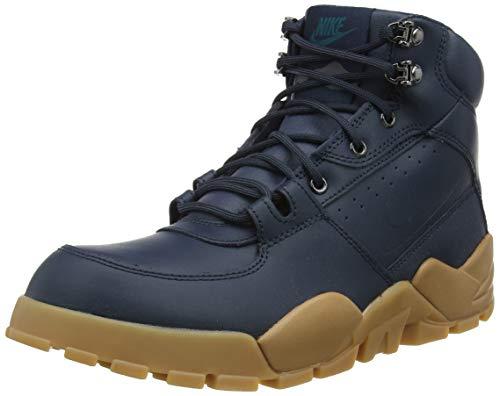 Nike Rhyodomo, Zapatillas de Gimnasio Hombre, Deep Ocean/geode Teal/Smoke Grey/Deep Ocean, 44 EU