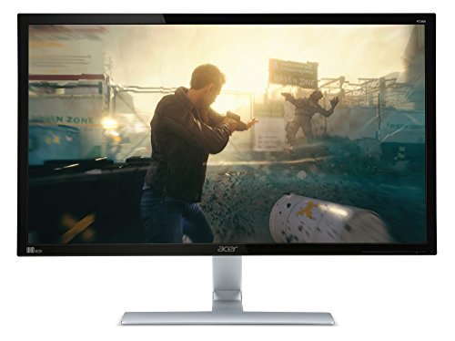 "Acer Gaming Monitor 28"" RT280K bmjdpx 3840 x 2160 1ms Response Time AMD FREESYNC Technology (Display Port, HDMI & DVI Port)"