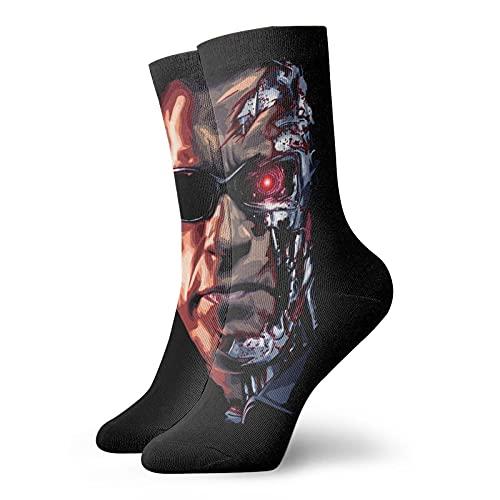 The Terminator Themed Socks for Men