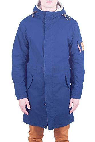 Timberland Herren Jacke MT. Kelsey Cotton Parka Nachtblau (301) XL