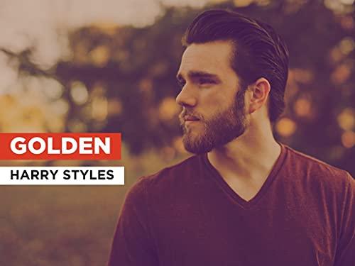 Golden im Stil von Harry Styles