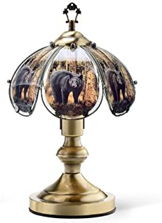 wildlife touch lamps