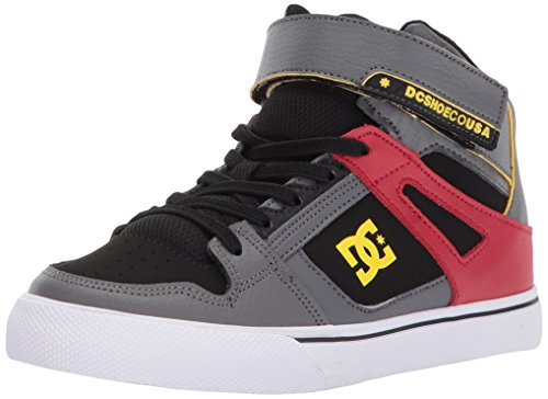 DC Boys' Spartan High SE EV High Top Shoes