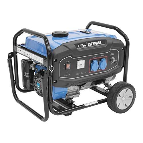 Güde Benzin Stromerzeuger GSE 3701 RS