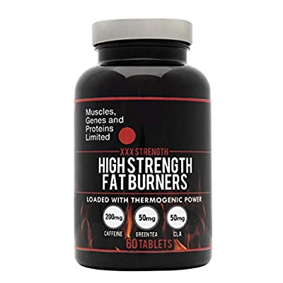 Extreme Weight Loss, Diet & Fat Burner for Men & Women |Thermogenic Power |Bitter Orange |Caffeine Anhydrous |Guarana Extract |Green Tea Extract |CLA |N-Acetyl L-Carnitine |Made in UK |Purity Tested