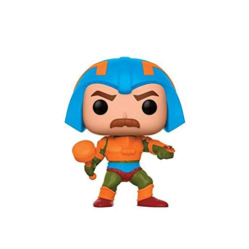 Funko Pop Television : Masters of The Universe - Man-At-Arms 3.75inch Vinyl Gift for TV Fans SuperCollection