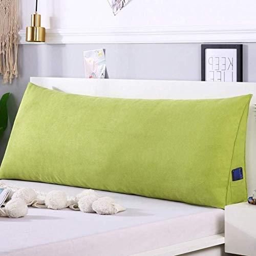 Almohadas de lectura Almohada del respaldo de la cabecera de refuerzo grande, ventana de la bahía Larga almohada de la almohada de la almohada de la almohada de la almohada para la cama del sofá de la