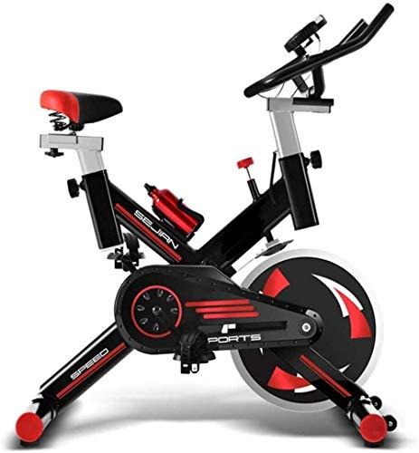 Bici da ginnastica pieghevole in posizione verticale per interni in bicicletta, silenziosa, per interni e interni, per esercizi al coperto, ultra silenziosa per casa, 250 kg di carico