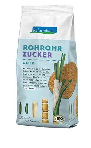 Reformhaus Rohrohrzucker Bio, 1er Pack (1 x 1 kg), 7007