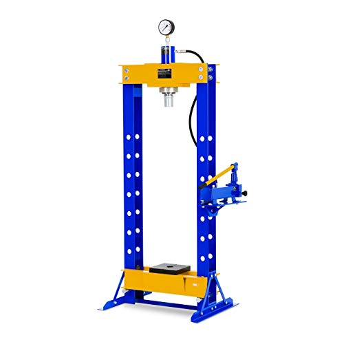 MSW Motor Technics - MSW-WP-30T - Pressa idraulica per Officina Meccanica