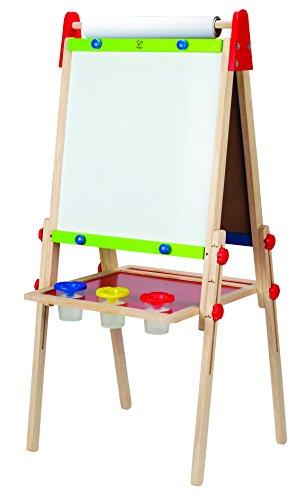Caballetes De Pintura Niños Marca Hape