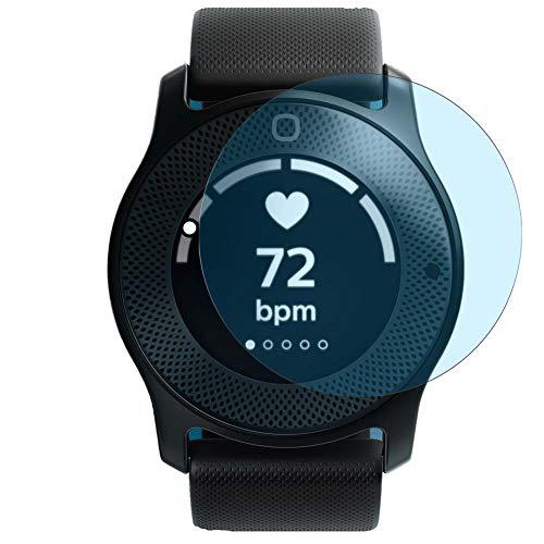 Vaxson 3-Pack Anti Luce Blu TPU Pellicola Protettiva, compatibile con Philips Health Smartwatch Hybrid Watch, Screen Protector Film [ Non Vetro Temperato ]